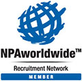 NPAworldwide recruitment network member logo